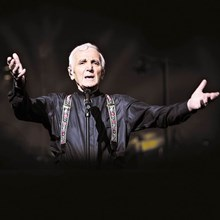 Charles Aznavour, Royal Albert Hall, London Tickets
