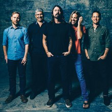 Foo Fighters, UK Tour