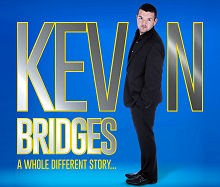 Kevin Bridges, Barclaycard Arena, formerly the NIA