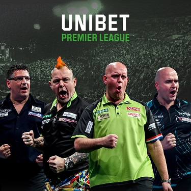 Premier League Darts Hospitality Tickets