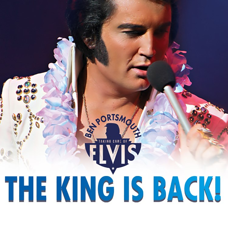 The King is Back - Ben Portsmouth is Elvis Tickets   Concert