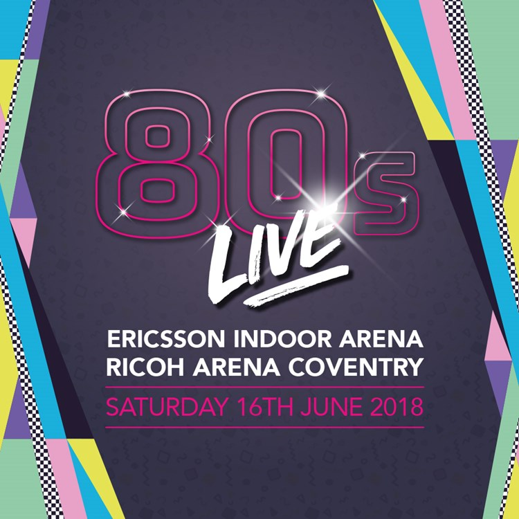 80s live tickets
