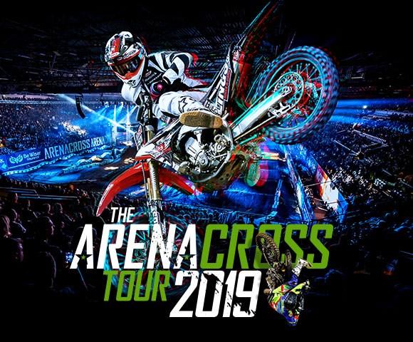 Arenacross 2019 tickets