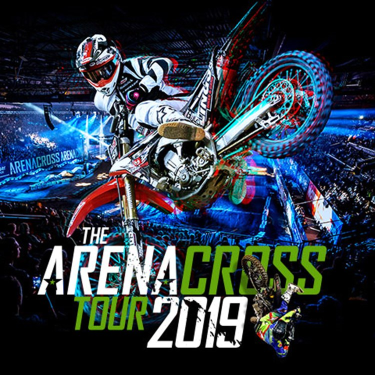 Arenacross Tickets | The Fly DSA Arena, Sheffield | The