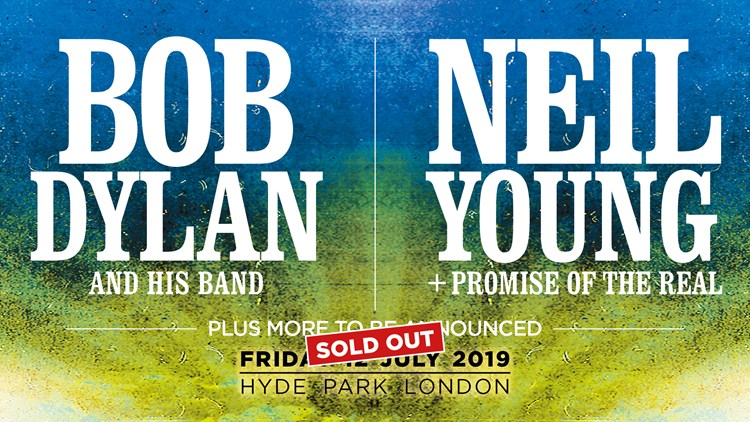 Bob Dylan and Neil Young Tickets | The Ticket Factory