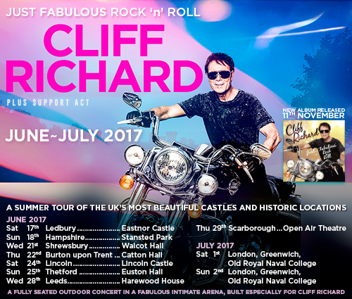 Cliff richard tour dates pic 381
