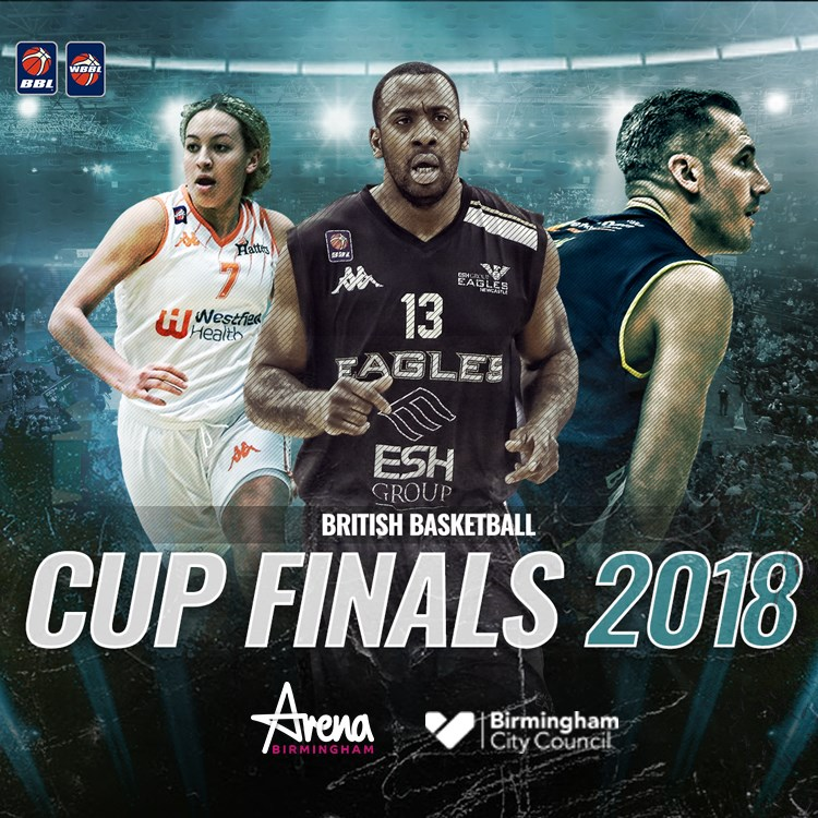 Basketball Cup Finals 2018 tickets