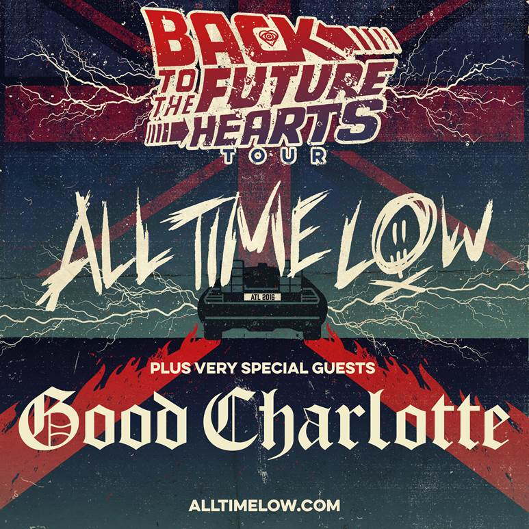 All Time Low Hospitality Tickets