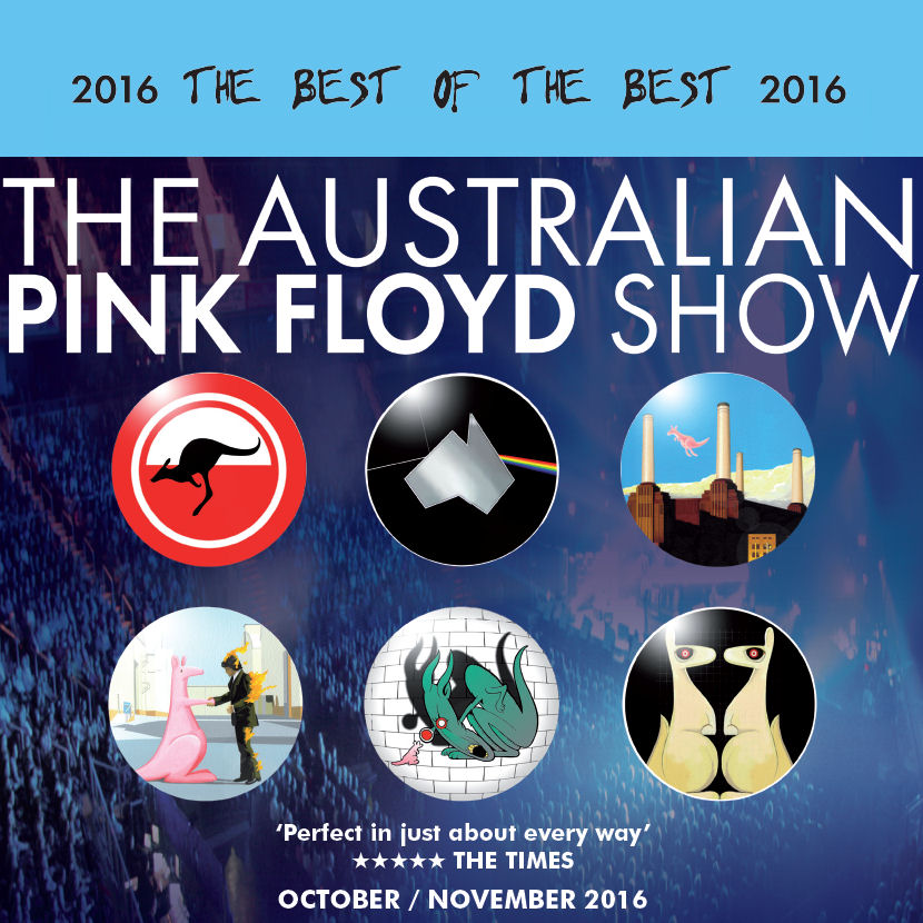 The Australian Pink Floyd Show Hospitality Tickets
