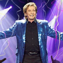 Barry Manilow, UK Tour Tickets