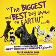Get Tickets for Crufts 2016 at NEC, Birmingham