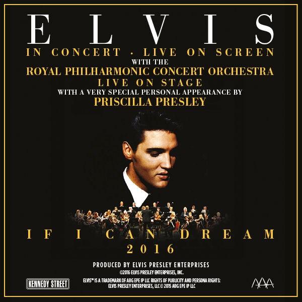 Elvis Presley Hospitality Tickets