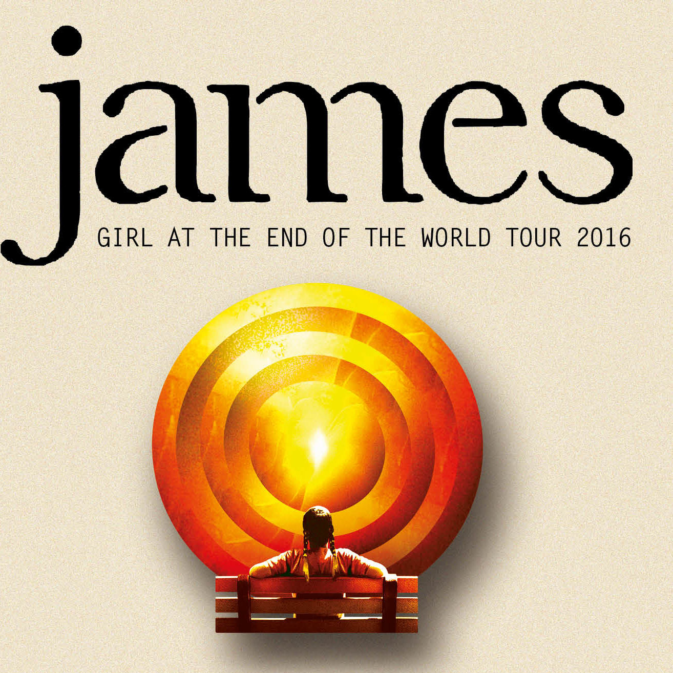 James Hospitality Tickets
