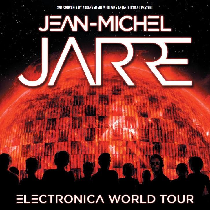 Jean-Michel Jarre Hospitality Tickets