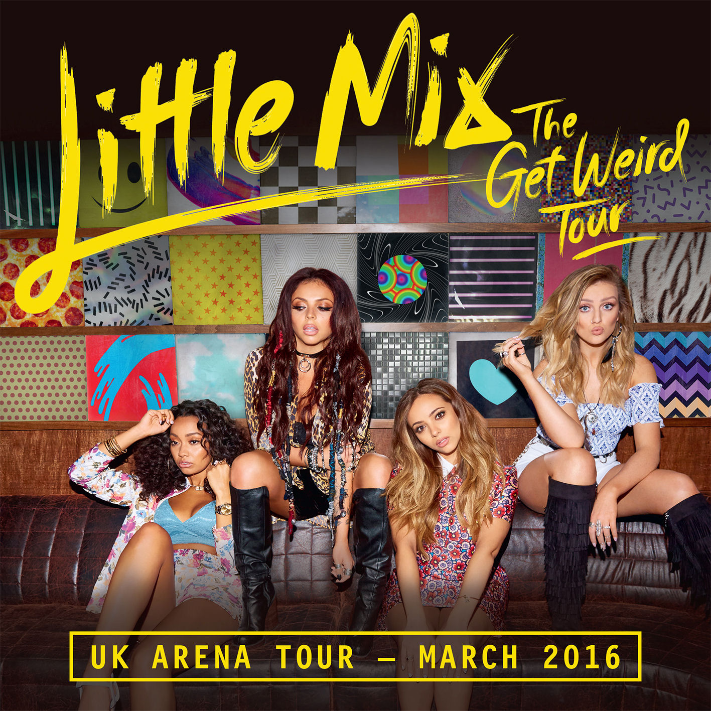 Little Mix Hospitality Tickets
