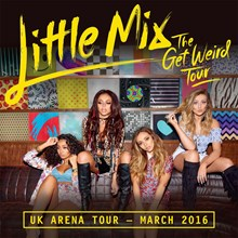 Little Mix, Genting Arena, Birmingham   Tickets