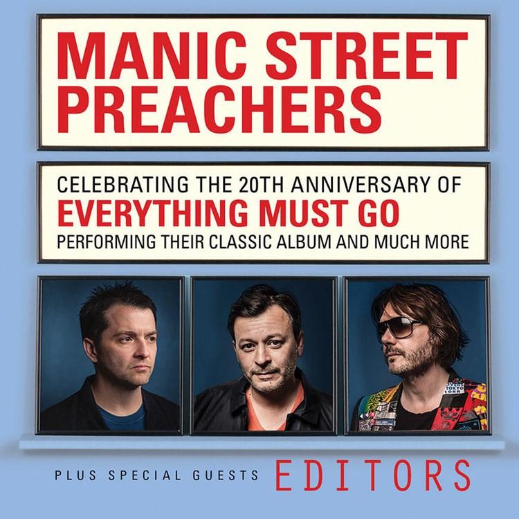 Manic Street Preachers Hospitality Tickets