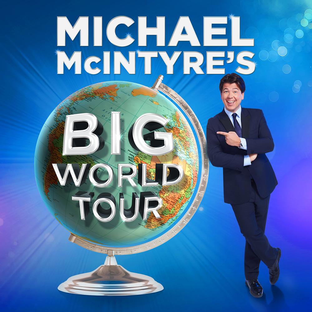 Michael McIntyre Tickets