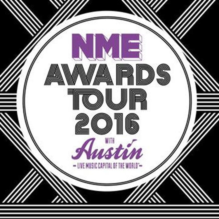 d9ddbe80afb66 NME Awards Tour 2016 with Austin Texas Tickets