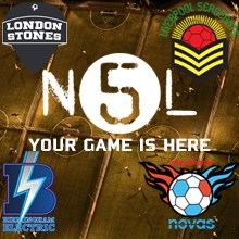National 5s League Tickets