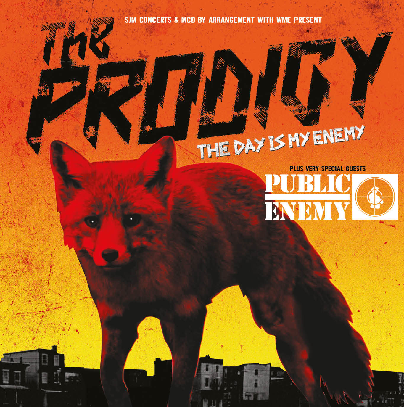 The Prodigy Hospitality Tickets