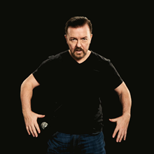 Ricky Gervais, Humanity