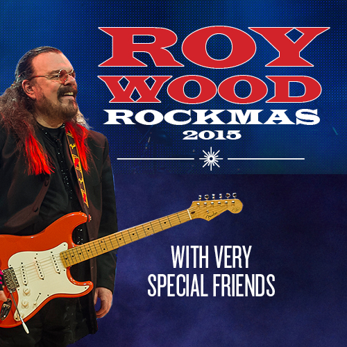 Roy Wood Hospitality Tickets