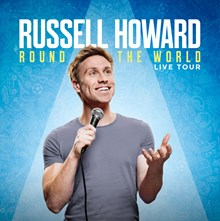 Russell Howard, UK Tour Tickets