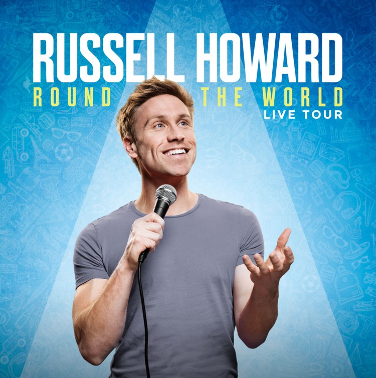 Russell Howard Hospitality Tickets