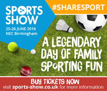 Sports Show, NEC, Birmingham Tickets