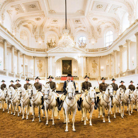The Spanish Riding School of Vienna Hospitality Tickets