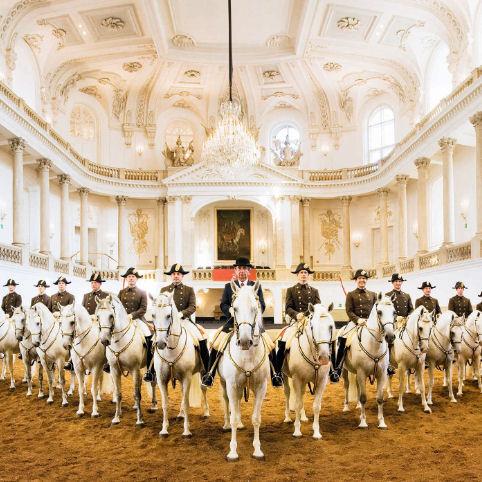 The Spanish Riding School of Vienna Hospitality Tickets