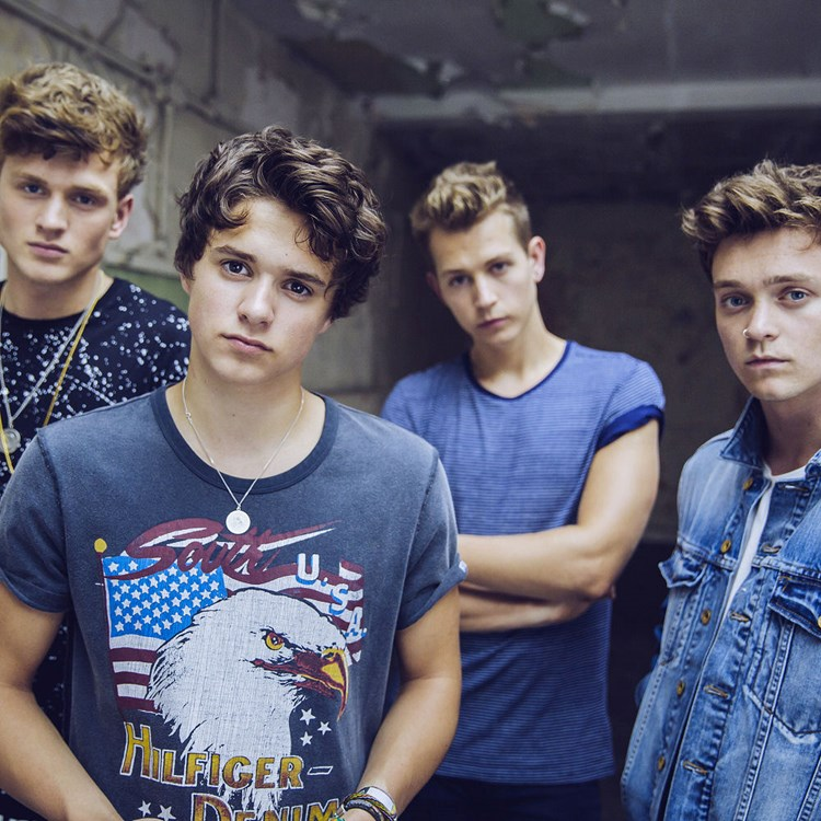 The Vamps Hospitality Tickets