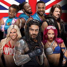 WWE Live in London, The 02, London Tickets