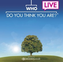 Who Do You Think You Are? Live, the NEC, Birmingham Tickets
