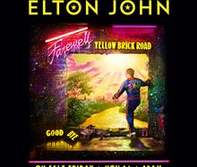 Elton John, UK Tour Tickets