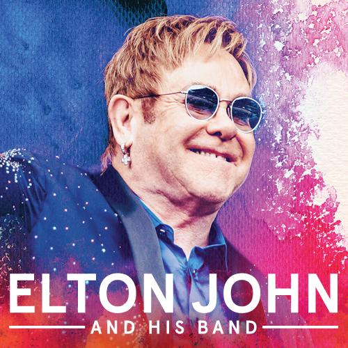 Elton John Hospitality Tickets