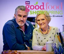 BBC Good Food Show Spring , HIC Harrogate Tickets
