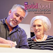 BBC Good Food Show London, Olympia, London