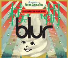 Blur, Hyde Park, London Tickets