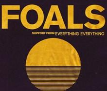 Foals, Barclaycard Arena, Birmingham Tickets