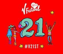 V Festival, Weston Park, Staffordshire Tickets
