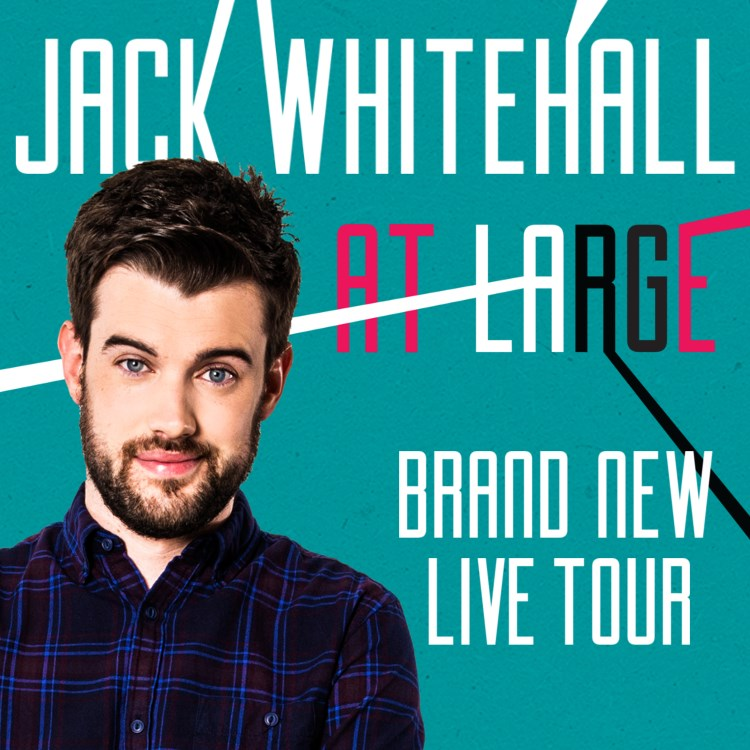Jack Whitehall tickets