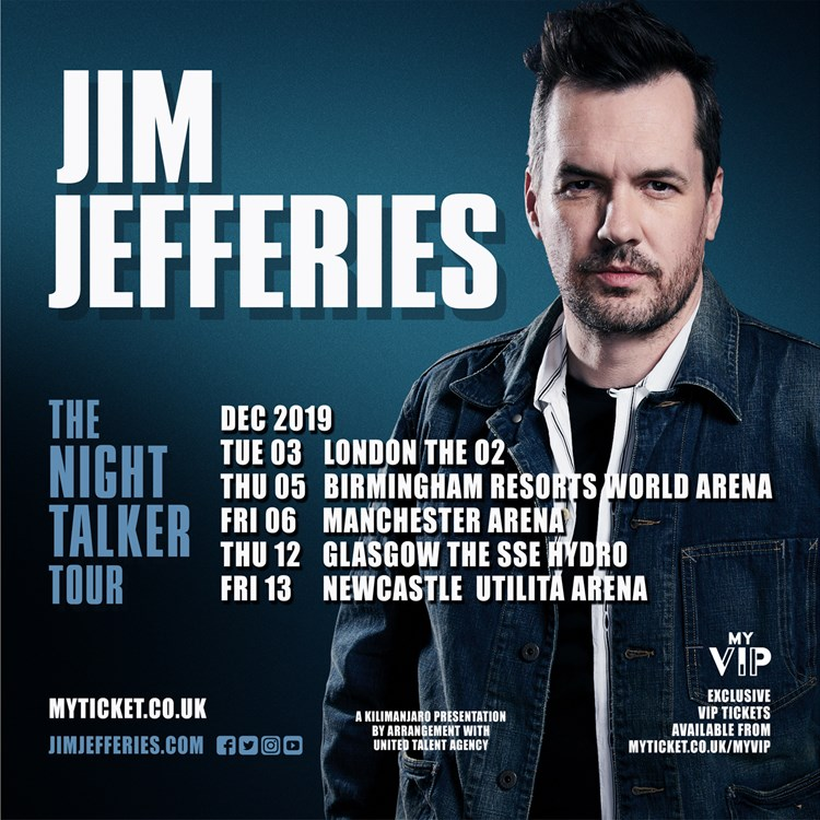 Jim Jeffries tickets