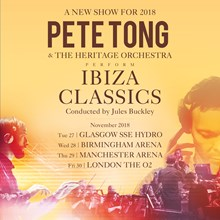 Pete Tong, Genting Arena, Birmingham Tickets
