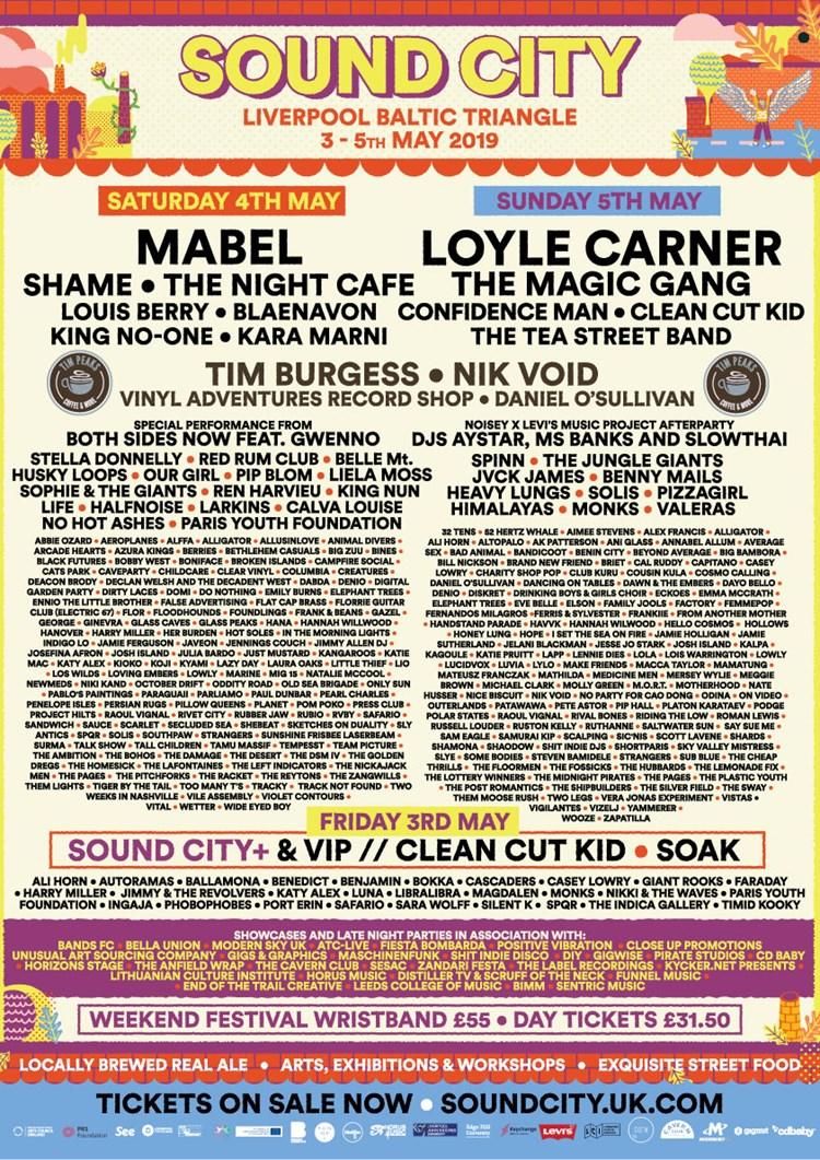 Bloodstock Festival Line up