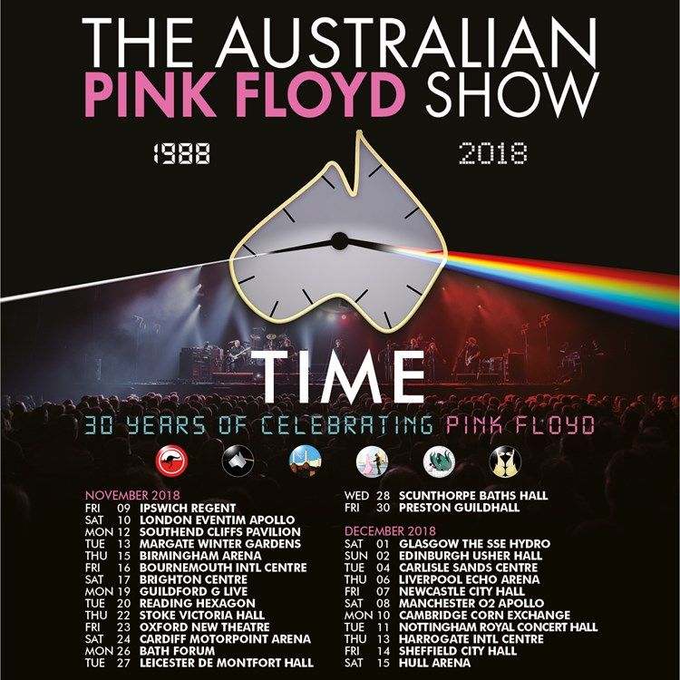 The australian pink floyd tickets concert dates tour the the australian pink floyd show tickets bookmarktalkfo Image collections