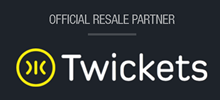 Official resale partner Twickets