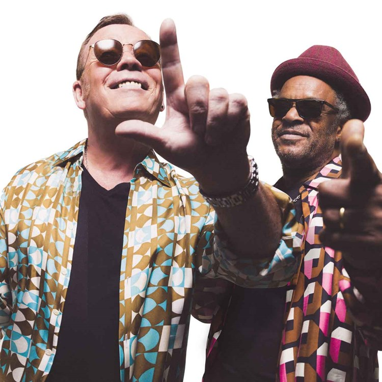UB40 feat Ali Campbell and Astro Tickets | Concert Dates