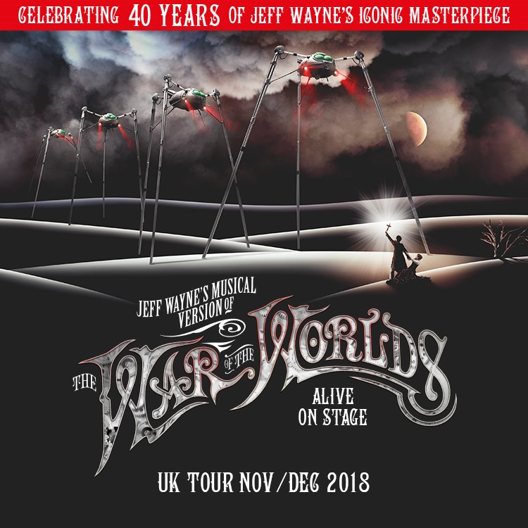 War of the Worlds tickets